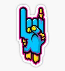 ZOMBIES ROCK! Sticker