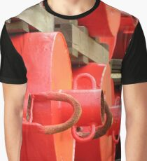 Red Buoys  Graphic T-Shirt