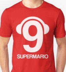Supermario Balotelli with headphones T-Shirt