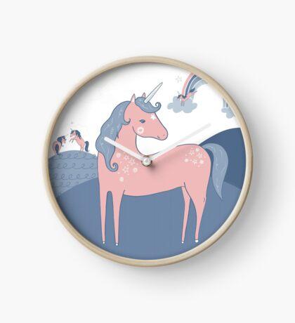 Unicorn Hills Clock