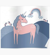 Unicorn Hills Poster