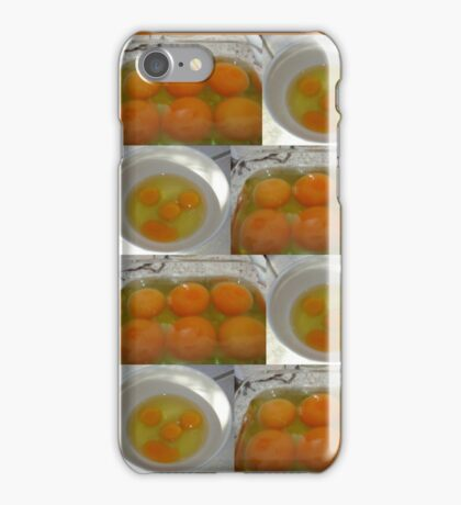 Egg Quilt iPhone Case/Skin