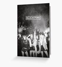blackpink 13 Greeting Card