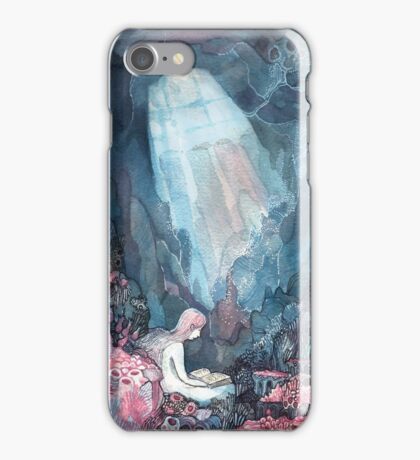 The Reading Room iPhone Case/Skin