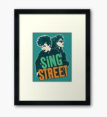 Sing Street Band Framed Print