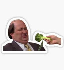 Kevin and Broccoli Sticker