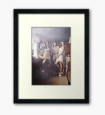 MAMAMOO for Memory Framed Print