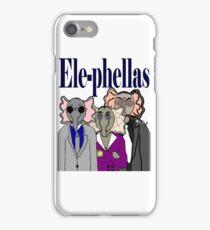 Ele-Phellas iPhone Case/Skin