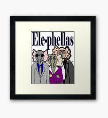 Ele-Phellas Framed Print