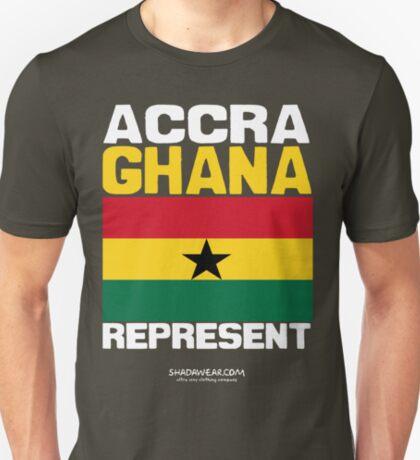 Ghana Represent T-Shirt