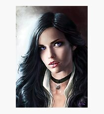 The Witcher - Yennefer Photographic Print