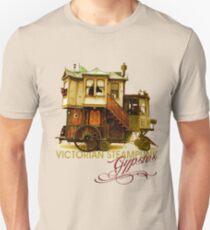 Victorian Steampunk Gypsies Unisex T-Shirt