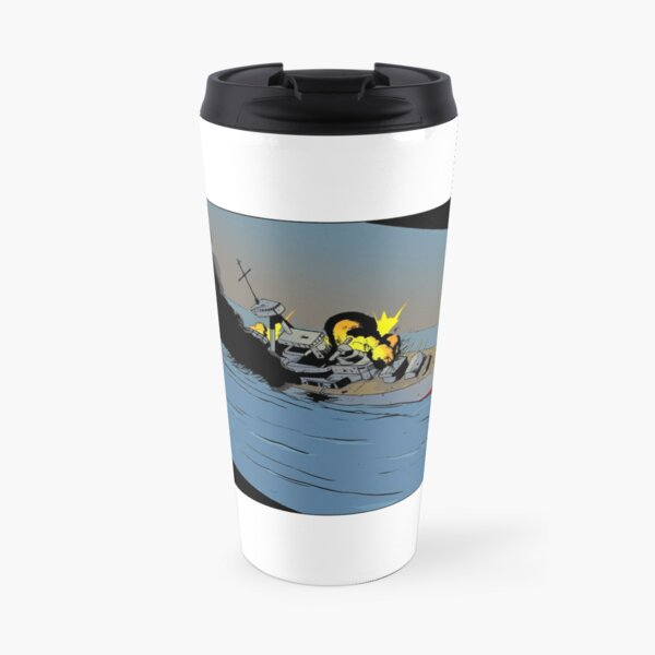 Regicide (From Acts of War) Travel Mug