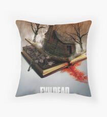 EVIL DEAD - CABIN Throw Pillow
