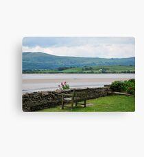 Portmeirion  North Wales Canvas Print
