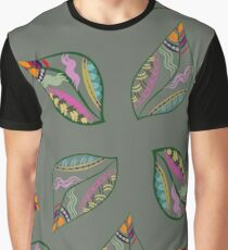 colorful nature Graphic T-Shirt