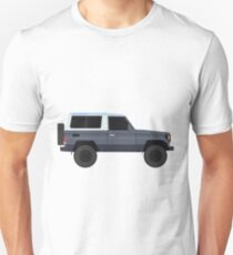 Toyota Land Cruiser  HZJ73 (machito) (renati.rzdm@gmail.com) T-Shirt
