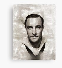 Gene Kelly, Actor and Dancer Canvas Print