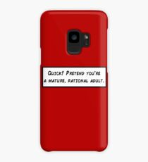 Mature, Rational Adult Case/Skin for Samsung Galaxy
