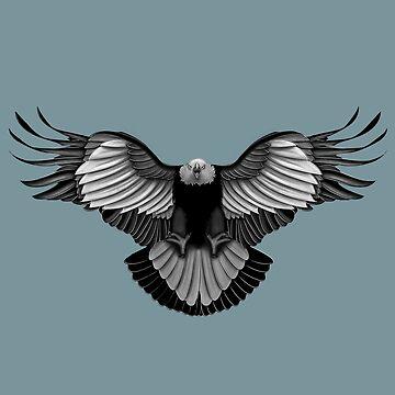 Eagle von schwebewesen