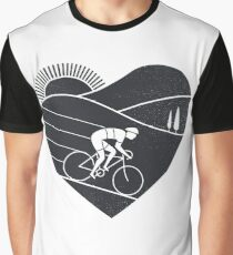 Love Cycling  Graphic T-Shirt