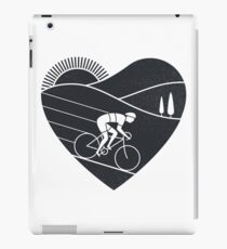 Love Cycling  iPad Case/Skin