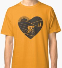 Love Cycling  Classic T-Shirt