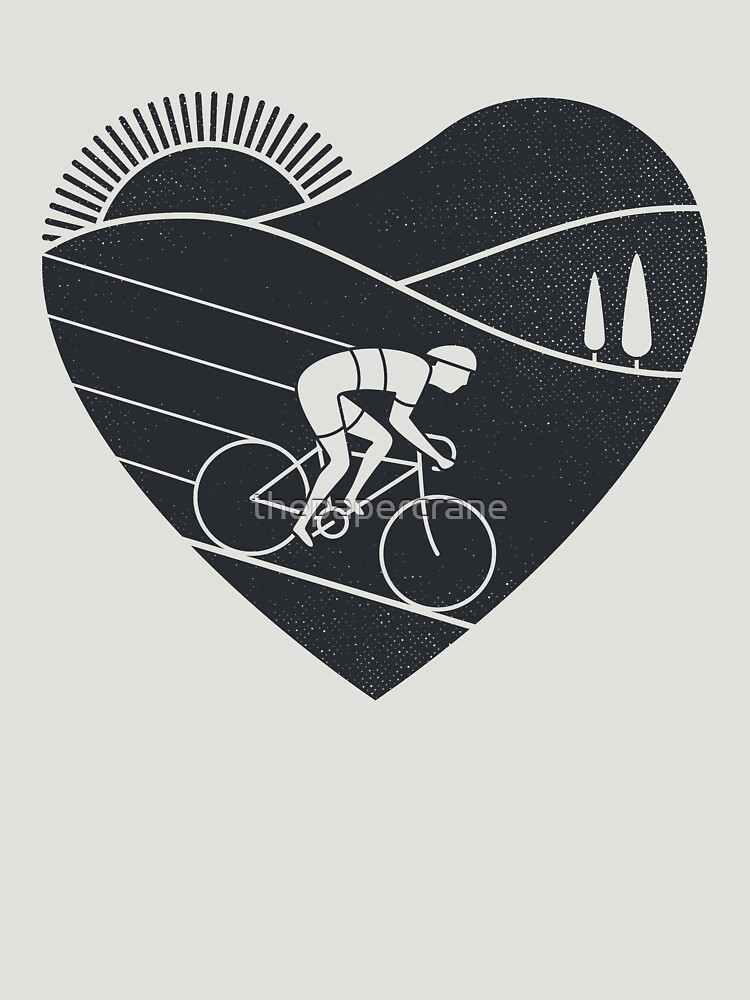 Love Cycling  by thepapercrane