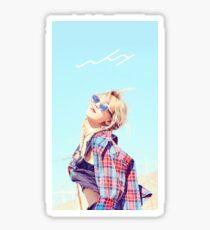 WHY kim taeyeon Sticker
