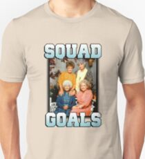Golden Girls Squad Goals T-Shirt