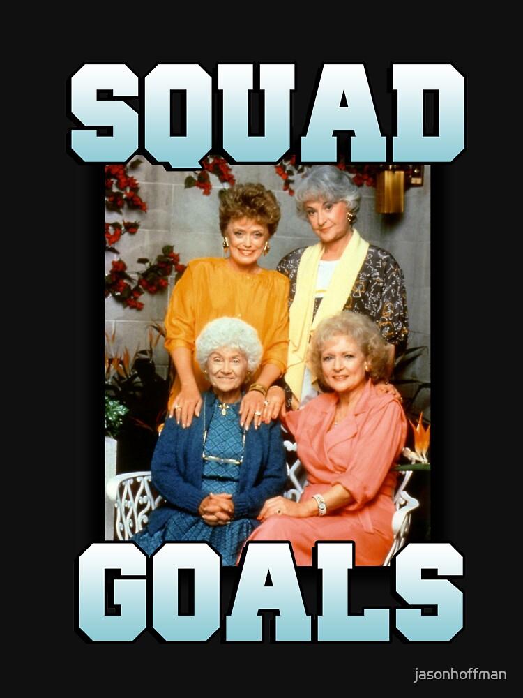 Golden Girls Squad Ziele von jasonhoffman
