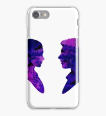Han and Leia Water Colour iPhone Case/Skin