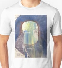 Skipton Canal Revisited Unisex T-Shirt