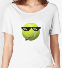 The Ball Life Women's Relaxed Fit T-Shirt
