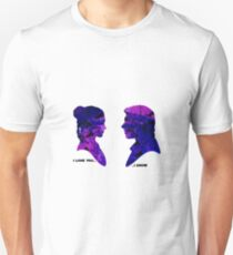 Princess Leia and Han Solo - I Love you, I know T-Shirt