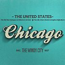 Vintage Chicago by creativelolo