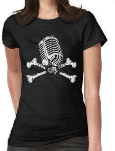 PIRATE RADIO Womens Fitted T-Shirt