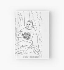 Olympia - Edouard Manet Notizbuch