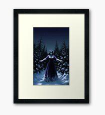 Cold Blood Framed Print