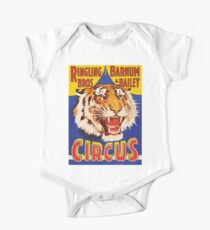 TIGER, Growl, Circus Poster, Ringling Bros, Circus, Animal, Vintage, Poster, Kids Clothes