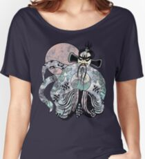 Jack Burton - Lo Pan 25 Years Old Distress Fade Women's Relaxed Fit T-Shirt