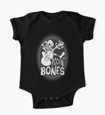 Rockin Bones - Monotone One Piece - Short Sleeve