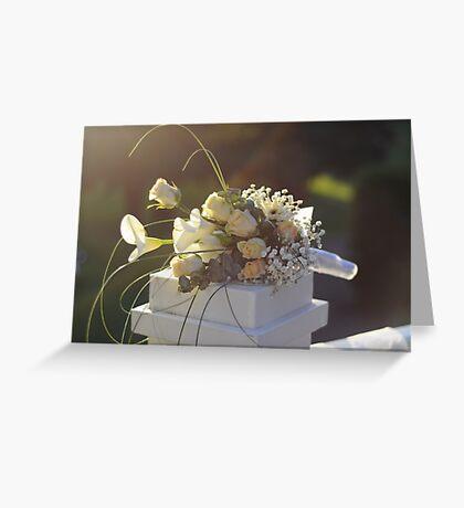 Dream bouquet Greeting Card