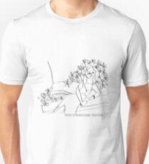 Portrait of Natasha Gelman- Diego Rivera Unisex T-Shirt