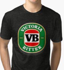 VICTORIA BITTER NEW DESIGN Tri-blend T-Shirt