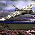 Vulcan Delta Wing by Bob Martin