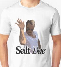 Salt Bae Meme (Italic cutout) T-Shirt