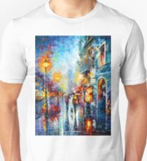 Melody of Passion - Leonid Afremov Unisex T-Shirt