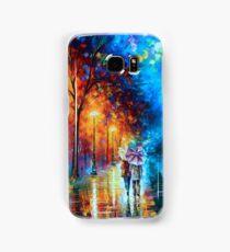 Love by The Lake - Leonid Afremov Samsung Galaxy Case/Skin