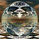 Spherical Refractions IV by Hugh Fathers